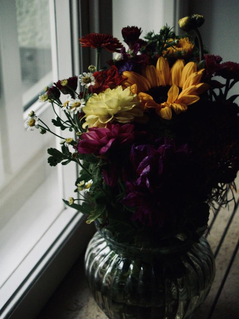 Herbststrauss-herbstdeko