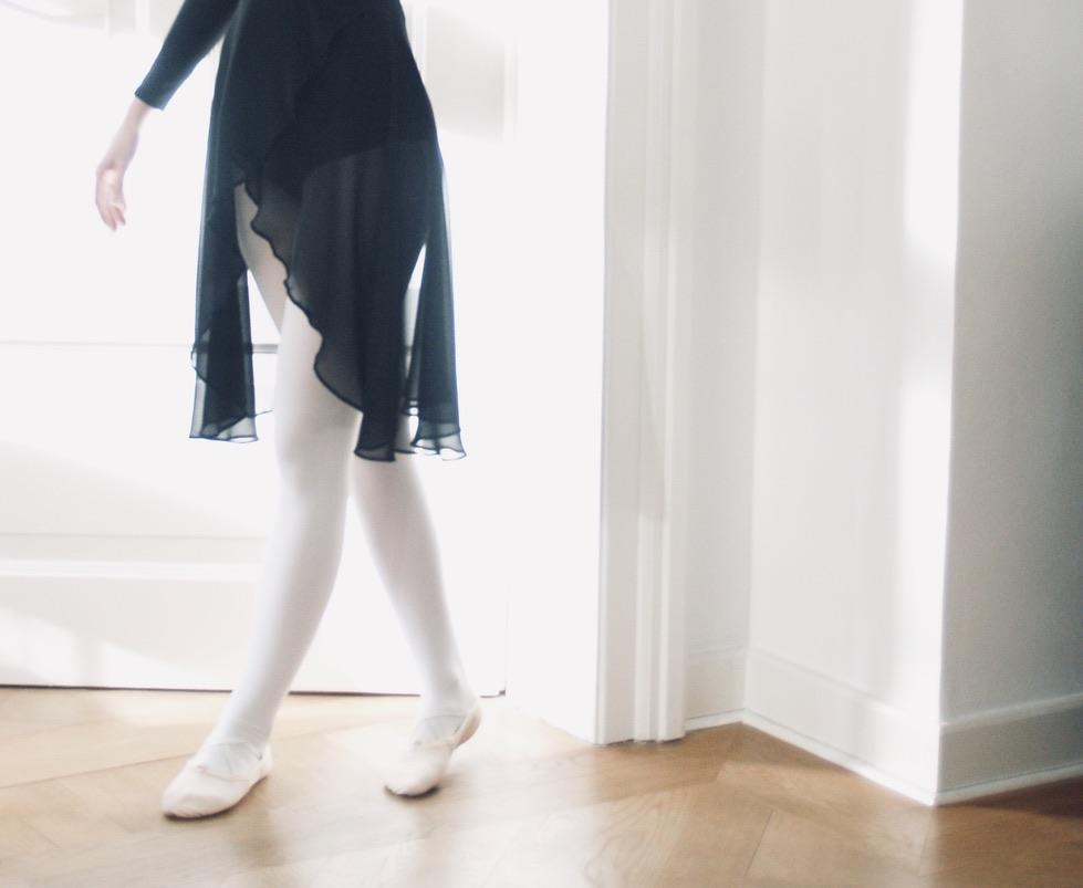 ballett-rock-mit-rollsaum-selbst-genaeht