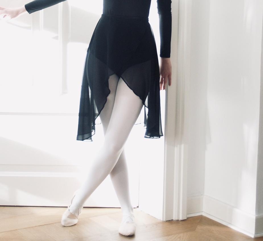 ballettrock-von-vorne